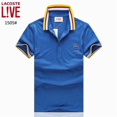 Prix T polo Store Homme Fashion Pour lacoste Shirt Lacoste EHID29