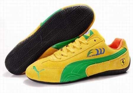 chaussure puma sparco