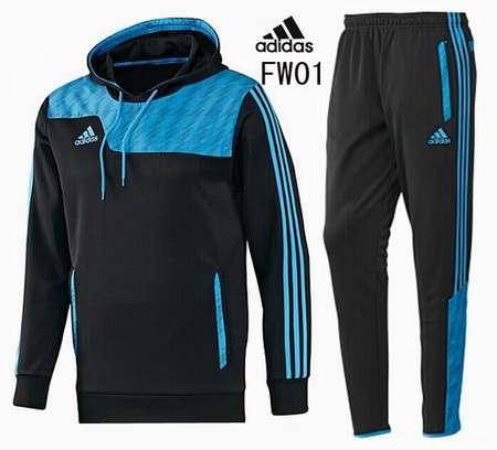 021b4d745df jogging Adidas argent