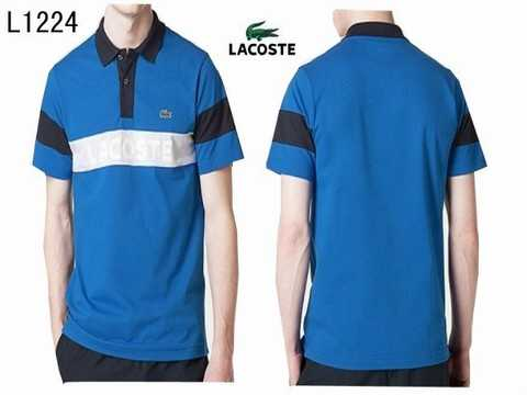 bad984dfcff polo lacoste junior pas cher