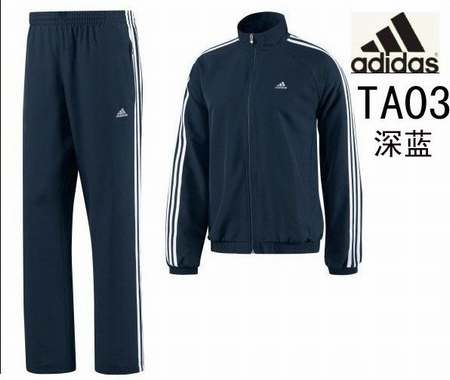 veste jogging homme adidas