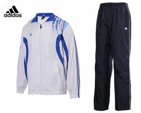 jogging Adidas bleu et rose,sous vetement pour femme de