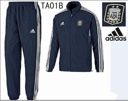 56e74bb021a jogging Adidas rose et blanc