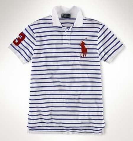 En Manches Courtes T Homme polo Prix Shirt Lauren Ralph rBoedxC